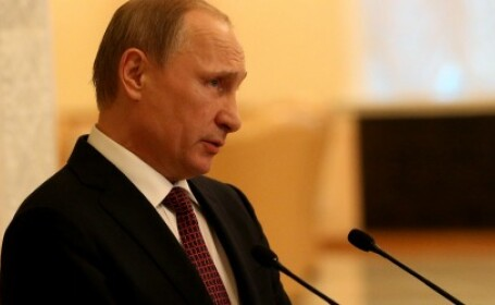 Vladimir Putin, cover