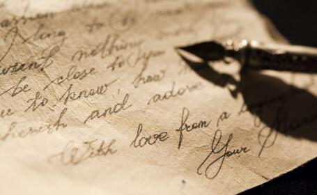 I-a scris zilnic o scrisoare sotiei, timp de 40 de ani. Gestul cu adevarat impresionant al unui sot iubitor
