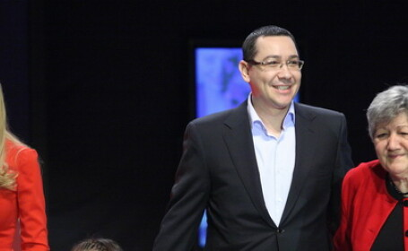 Victor Ponta - COVER