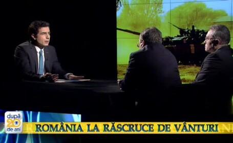 Cristian Diaconescu si Armand Gosu