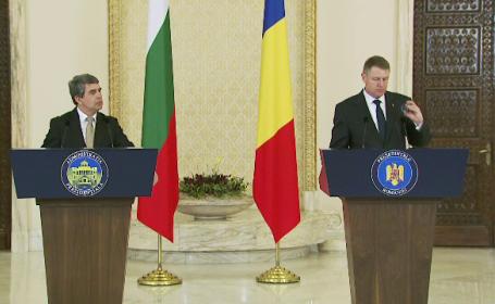 Presedintele Bulgariei a discutat cu Iohannis despre un nou pod peste Dunare si o bursa a energiei. Cum a laudat Romania