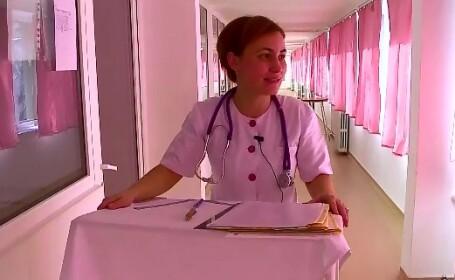 Cristina Tona, medic
