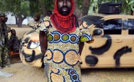 Au incercat sa se deghizeze in femei, insa au uitat sa-si rada barba. Gafa comisa de jihadistii Boko Haram