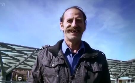 Anglia vazuta de Sandu, unul dintre protagonistii documentarului \