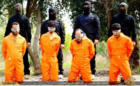 Faptele Statului Islamic care i-au ingrozit pana si pe cei mai vechi luptatori talibani: \