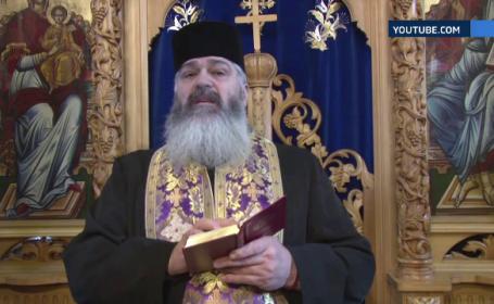 Preotul din Iasi care a devenit \
