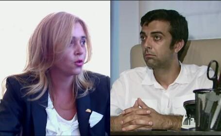 Ana Maria Topoliceanu si Tudor Breazu