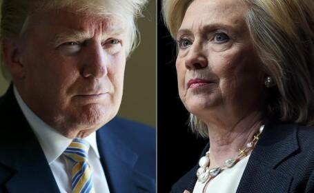 ALEGERI SUA 2016. Moment decisiv pentru candidatii la presedintia SUA. Testul pentru Trump si Clinton incepe la Iowa