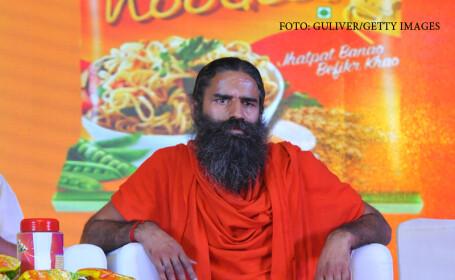 Baba Ramdev, guru si sef al Patanjali Ayurved
