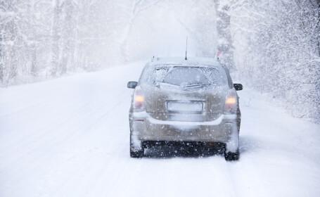 iarna, ninsori, zapada, vreme