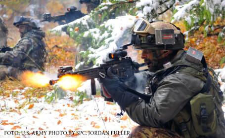 exercitiu NATO, soldati italieni