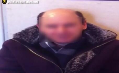 Barbat din R. Moldova retinut