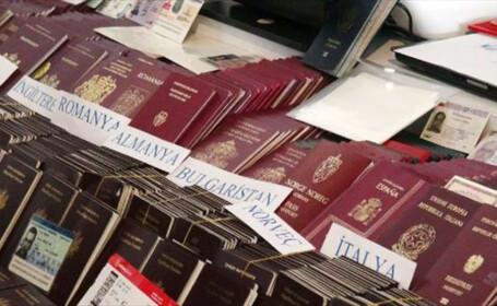 falsificare acte de identitate refugiati