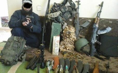 Un suspect ISIS, care s-a dat drept \