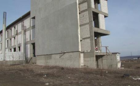 Investitie aberanta a ISJ Suceava. Sediu de 2 mil. EUR pentru cadre didactice in varful unui deal, fara acces la utilitati