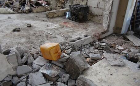 Doua femei kamikaze s-au detonat intr-o tabara de refugiati. 60 de persoane au murit, iar 78 au fost ranite
