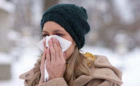 Spitalul Judetean Constanta a intrat in carantina din cauza numarului mare de infectii respiratorii