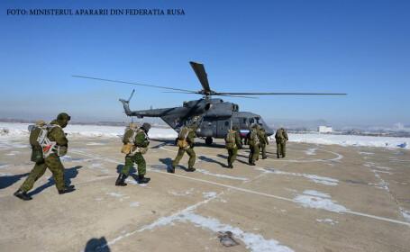 2.500 de parasutisti rusi, concentrati la granita cu tarile baltice. Cate ore le-ar lua sa cucereasca Estonia si Letonia