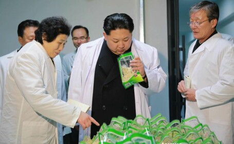 Ordinul dat de Kim Jong-Un, dupa lansarea rachetei cu raza lunga. \