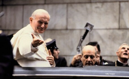 BBC: Papa Ioan Paul al II-lea a avut o prietenie \