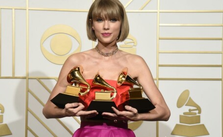 Premiile Grammy - Taylor Swift