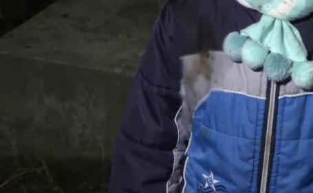 O cearta pe o bucata de pamant din Suceava s-a terminat cu un incident scandalos. Cu ce au fost stropiti doi copii de vecin