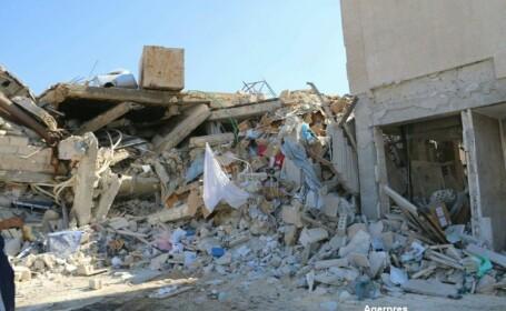 Kremlinul respinge acuzatiile legate de bombardarea in Siria a unui spital al organizatiei MSF. \