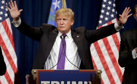 ALEGERI IN SUA. Donald Trump a castigat alegerile primare din Nevada. \