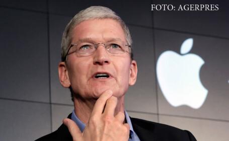 Scandal total intre Apple si UE. Declaratiile fara precedent ale lui Tim Cook la adresa Executivului european