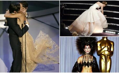 momente memorabile Premiile Oscar