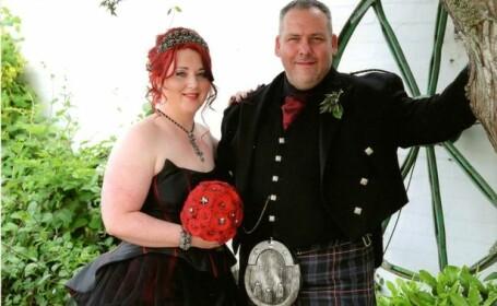 Nu au facut deloc sex in luna de miere, pentru ca erau prea grasi. Cum arata cei doi dupa ce au slabit impreuna 100 kg. FOTO