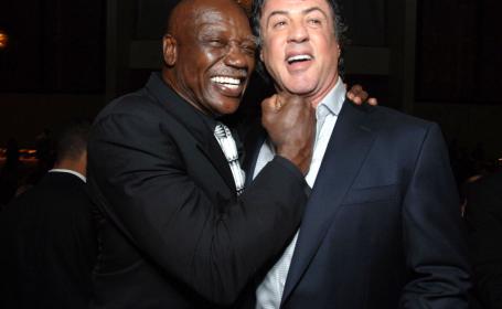 Tony Burton si Sylvester Stallone