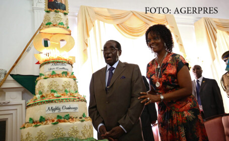 robert Mugabe aniversare 92 de ani