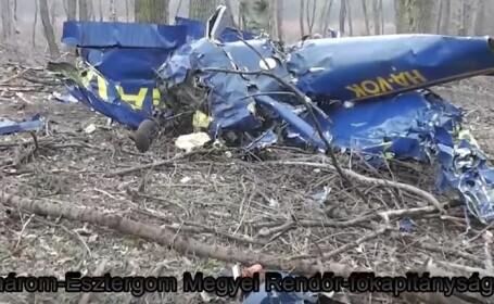 Pilot roman, mort in Ungaria