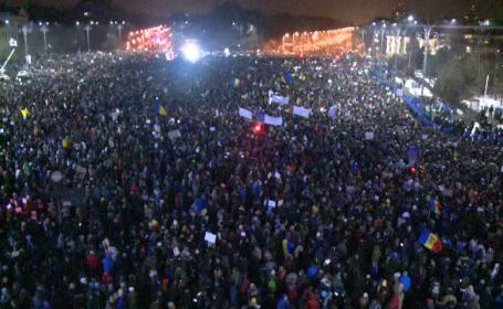 Proteste in Capitala