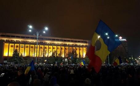 Protestul de dupa abrogare, in presa internationala. FT: O tradare a conducatorilor; BBC: Guvernul se retrage sau se preda?
