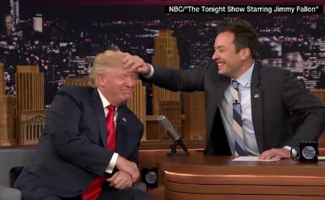 Indiscretia medicului lui Trump alimenteaza barfe. Ce efect advers are medicamentul contra caderii parului pe care il ia