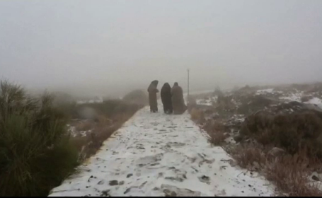 A nins in Emiratele Arabe Unite. Cum au marcat locuitorii \