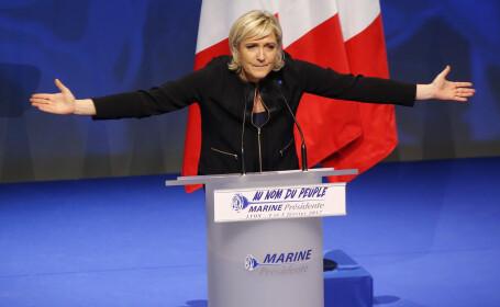 Ce promite Marine Le Pen daca va ajunge la palatul Elysee: \