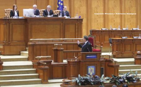 Iohannis a plecat in SUA, iar vineri se va intalni cu Trump. Tariceanu: Rezultatele vizitei, dezbatute in Parlament