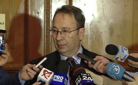 Valer Dorneanu, presedintele CCR