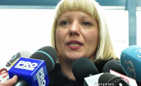 Judecătoarea Camelia Bogdan a fost exclusă pentru a doua oară din magistratură