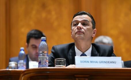 Sorin Grindeanu - Agerpres