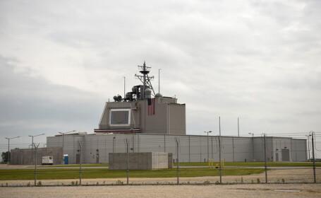 Scutul antirachetă de la Deveselu nu mai primește bani de la Pentagon, după obiecțiile lui Trump