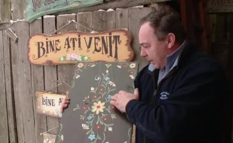 Atelierele din Romania care restaureaza mobila veche si o picteaza dupa modele de secole