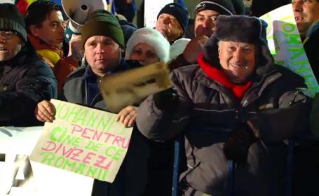 protest Cotroceni duminica