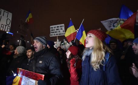 Presa internationala scrie despre protestele de duminica si comenteaza ca Guvernul a \