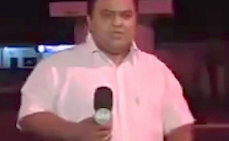 Un reporter brazilian a \