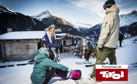 O zi perfecta la schi in Tirol. Cele mai bune regiuni pentru sporturi de iarna si ce poti face acolo