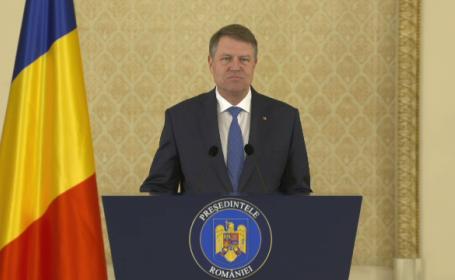 Klaus Iohannis, stiri